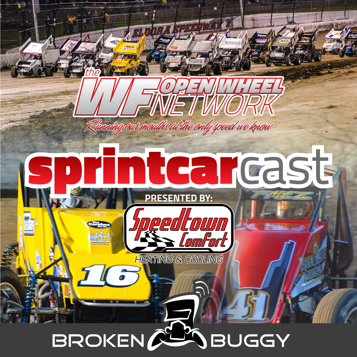 Sprint Carcast - WFOpenWheel's World of Outlaws, USAC & Midget Discussion